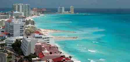 CO2 Emissions Discussed at Cancun Mexico - iStockPhoto