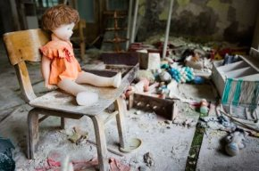 Chernobyl Area Abandoned Kindergarten Pripyat - iStockPhoto