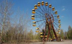 Chernobyl Area Abandoned Playground Pripyat - iStockPhoto
