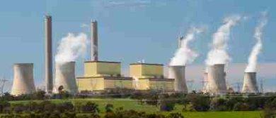 Coal power station - iStockPhoto