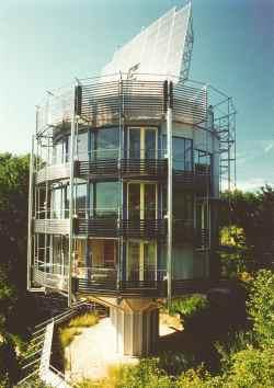 Rolf Disch's Heliotrope Home