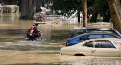 Extreme Weather Feature Of Floods - iStockPhoto