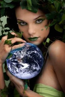 Idea of nuturing of the earth - iStock Photo