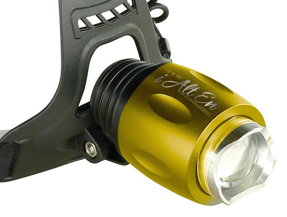 StarkBrite Headlight from iAltEnergy and iAltEn Detail Image