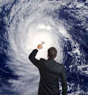 Extreme Weather Features Stronger Hurricanes - iStockPhoto