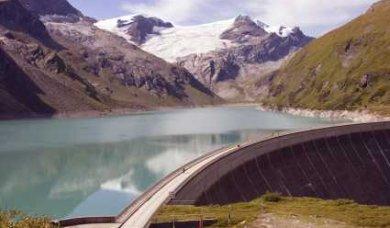 Hydroelectric Power Dam Kaprun Austria - iStockPhoto
