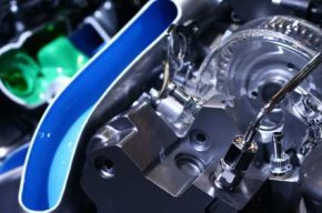 Hydrogen Cars can run on an internal combustion engine - iStockPhoto