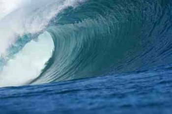 Alternative Energy Index Wilderhill Lists Companies In Wave Energy - iStockPhoto