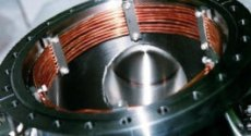 Lawrenceville Plasma Physics coil design to drive extra angular momentum in the plasma