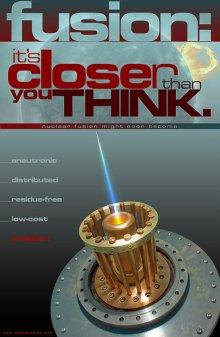 Lawrenceville Plasma Physics Dense Plasma Fusion Device Poster