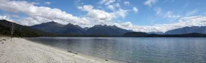 Hydroelectric Power Water Source Lake Manapouri New Zealand - iStockPhoto