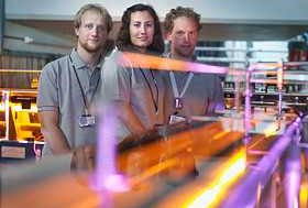 Fusion Research With Laser Energy - iStock Photo from JET