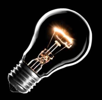 Incandescent Bulb - iStock Photo