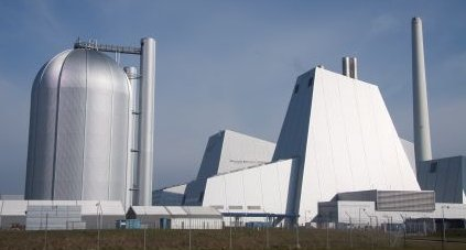 Nuclear Reactor Power Plant Modern - iStockPhoto