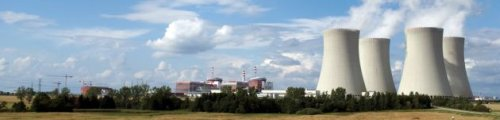 Nuclear Reactor Power Station Czech Republic - iStockPhoto