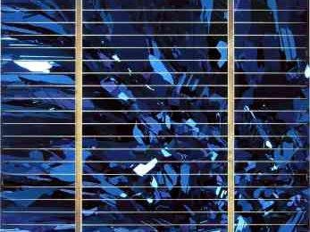 Solar Panels Solar Cell Detail - iStockPhoto