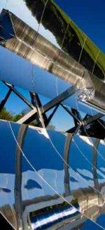 Solar Energy Mirror Panels