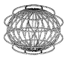 Spherical Stellarator later theoretical design by Paul Moroz