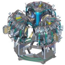 Spherical Stellarator Design of the NCSX at Princeton Plasma Physics Laboratory