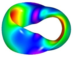 Spherical Stellarator ORNL QPS model shape of contained plasma