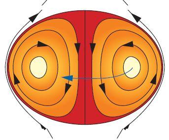 Diagram of Spheromak Toroidal Plasma