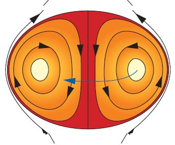 Diagram of Spheromak Toroidal Plasma