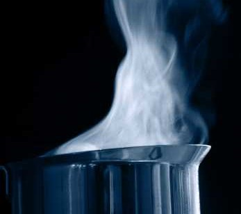 Greenhouse Gases Water Vapour From Cooking - iStockPhoto