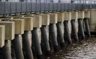 Tidal Power Can Be Exploited By A Dam or Barrage - iStockPhoto