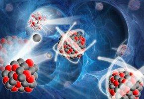 Uranium 235 Fission - Getty Images