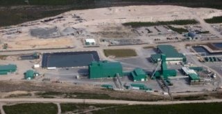Uranium Mine Canada for Nuclear Reactor  - iStockPhoto