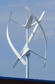 Offshore Wind could be efficienctly harvested by vertical turbines - iStockPhoto