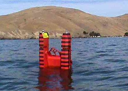 Wave Energy Harvested By Half Scale WET NZ Model