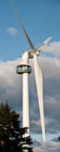Blades of Wind Turbines in Canada - iStockPhoto