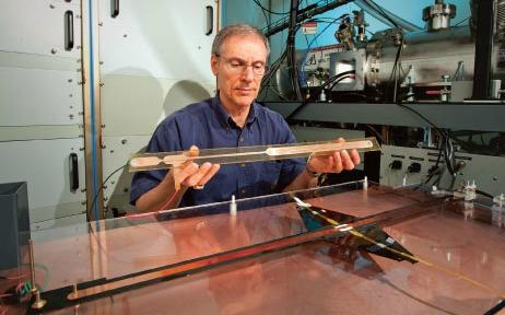 AFRD NCDX-II Blumlein Conductor Construction