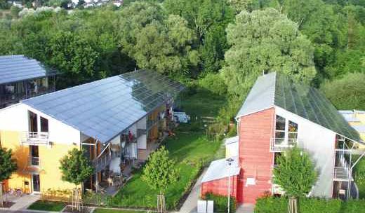 Solar Settlement in Freiburg
