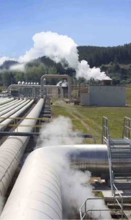 Geothermal Power Station at Wairakei, New Zealand, iStock Photo
