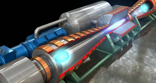 Helion Energy Nuclear Fusion Power Unit Illustration