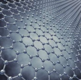 Nanotechnology Uses as with graphene used in capacitors with graphene model - iStockPhoto