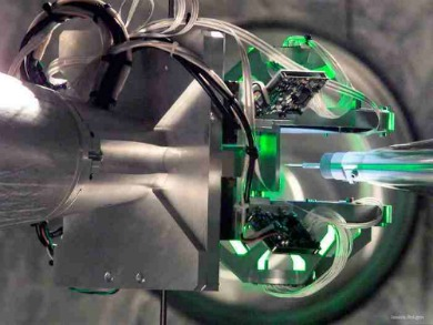 Inertial Confinement Fusion demonstrated in National Ignition Facilities targeting system