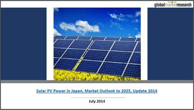 Solar PV Power in Japan