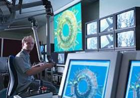 Fusion Research With Control Screens - iStockPhoto from JET
