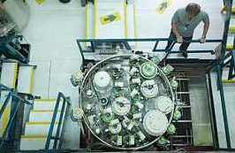 Fusion Research With Top Of Reactor - iStock Photo from JET