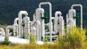 Geothermal Energy Power Station Tuscany Italy - iStockPhoto