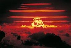 Bikini Atoll 1957 Hydrogen Bomb Test