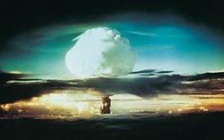 Hydrogen Bomb Test Bikini Atoll 1952