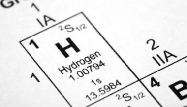 Hydrogen First Element on the Periodic Table