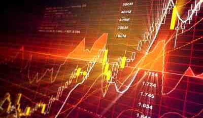 Chart Financial Data Illustration - iStockPhoto