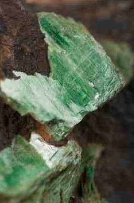 Alternative Energy Index ALTEX Incorporates Uranium Ore - iStockPhoto