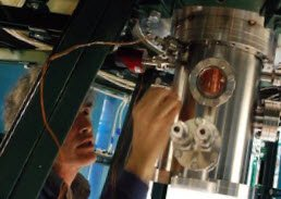 Lawrenceville Plasma Physics Focus Fusion-1 Device Maintenance