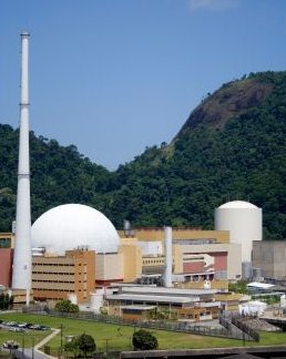 Brazillian Nuclear Plant - iStock Photo